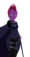 Tempest Shadow Anime Style by Lhenao