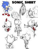 sonic character sheet by Just-Mad-Gamer-Art