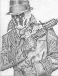 Watchmen: Rorschach by jokeraddict0