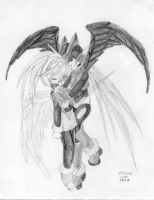 The Demon and the Angel by Fehize