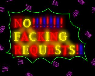 NO REQUESTS by jjcgr2