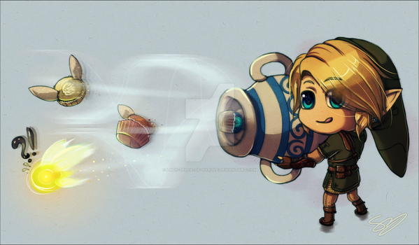 Crumb Hoover by Lady-Zelda-of-Hyrule