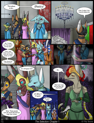 The Selection - page 13 by AlfaFilly