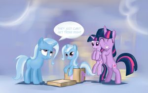The twilight has been ... TRIXIED by Spark-Strudel