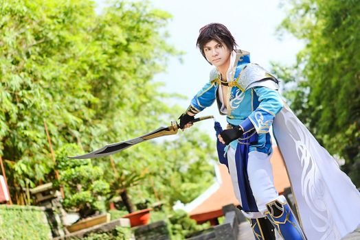 [Thong] Sima Zhao by mellysa