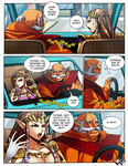 MANGA COMMISSION: Father-Daughter Day Out P2 END by jadenkaiba