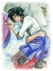 [TOX2] Who are you dreaming of by shunjin