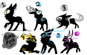 Special Edtion Reeks, CLOSED by Skullz-adopts