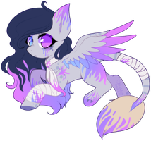 Ombre by KuddIebear