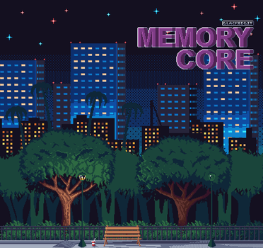 Memory Core screen by DecaydBlacked