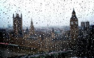 Rainy London by ediskrad-studios
