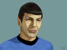 MR. SPOCK by DEATHnteria