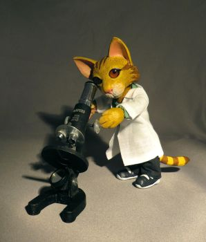 SCIENCE with Chemcat by ART-fromthe-HEART