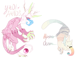{ADOPTS} Yaoi Hipster [CLOSED] by WellHidden