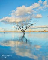 Twin Clouds by FireflyPhotosAust