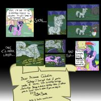 Quite a Letter by FlavinBagel