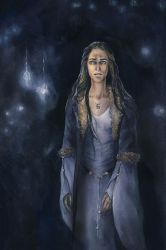 The darkening of Valinor by Filat