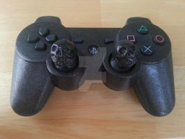PS Dual Shock Controller Mod by cgianelloni