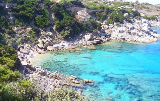 Cala Spinosa by Empathia