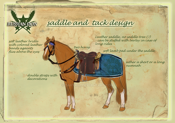 Russian Don Tack Design 1 by Darya87