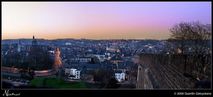 Namur by QuentinGG