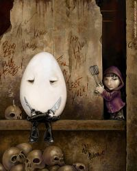 Bad Egg by ursulav
