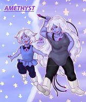 Amethyst: days of present past (XD) by Oliriv