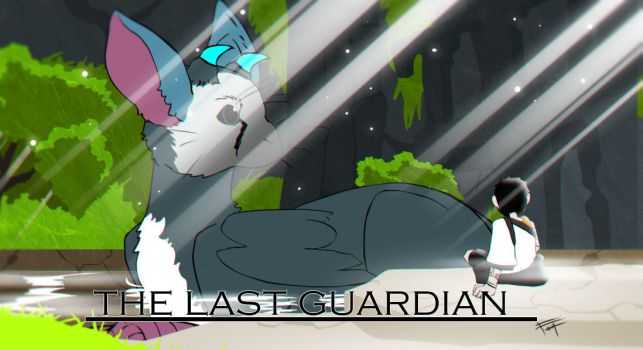 The Last Guardian by kiruru2592