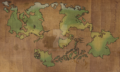 Map as of 2-2-10 by Kaizo107