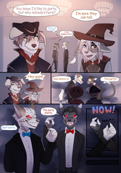 It's Never to late to trick or treat (page 5) by NovaBerry