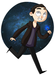 Ninth Doctor. by G-il