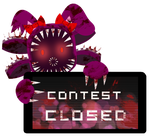 PC - OOH Pixell Contest Closed Stamp by BlueBismuth
