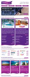 Cruise Deals Newsletter by danjak