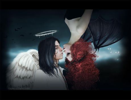 The Lovers by Eireen
