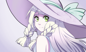 Lillie by MadAsThyHatter