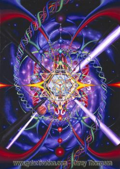 Omnicentricity by Galactivation