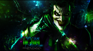 The Joker by Camus97
