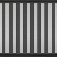 Simple Stripes (black) by Rosemoji