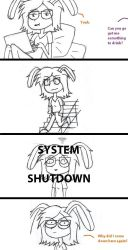 50 Things: System Shutdown by LeftwithThis