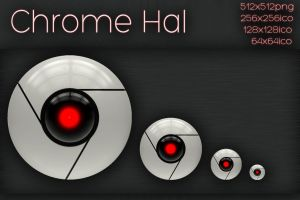 Google Chrome Hal by xylomon