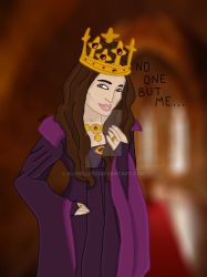 Queen Madalena by Nichelle23