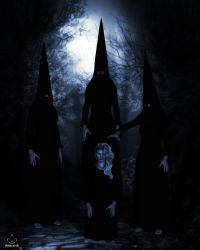 The Coven by art-by-Amaranth