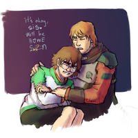 holts reunion by PolaniL