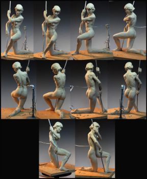 Sculpt Jam Carie by MarkNewman