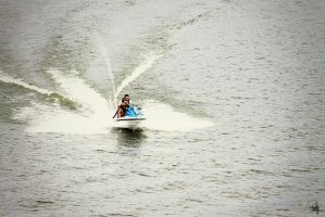 Jet Skier by PhillyPuddy