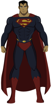 New Superman by AMTModollas