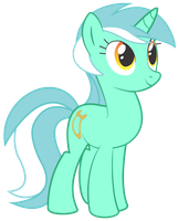 Oh Look, another Lyra by Ask-LyraThePony