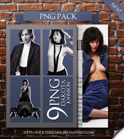 Dakota Johnson Png Pack by Fuckthesch00l