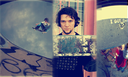 Bam Margera by electricfairy