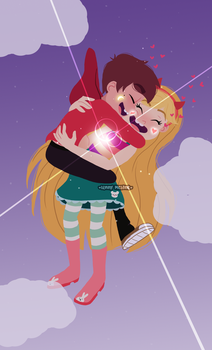 Starco's NOT ded by Leneeh